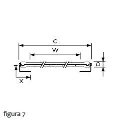 Lâmpadas de halogênio infravermelho 13565V