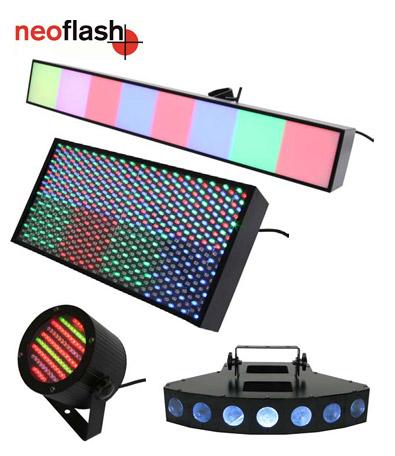 Kit Refletor de LED