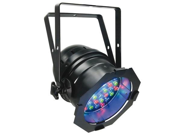 NEO LED PAR 64 1W RGB