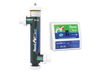 Akari esteriliza lago esterilizador de gua pond clean for Uv pond cleaner