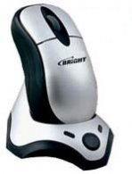 AKR-0072 - Mouse Óptico s/ fio Recarregável