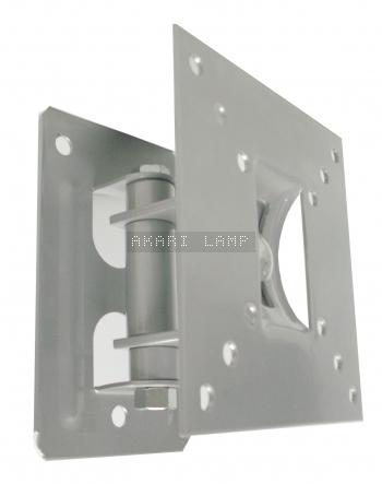 Suporte para LCD AKR-SBRP 120 - Suporte para LCD SBRP 120 prata