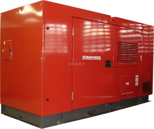 EP150000ES3 - Gerador a diesel trifásico 150 kva motor Cummins