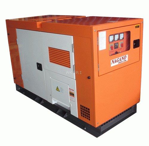 ND65000ES3 - Gerador a Diesel trifásico 65 kva