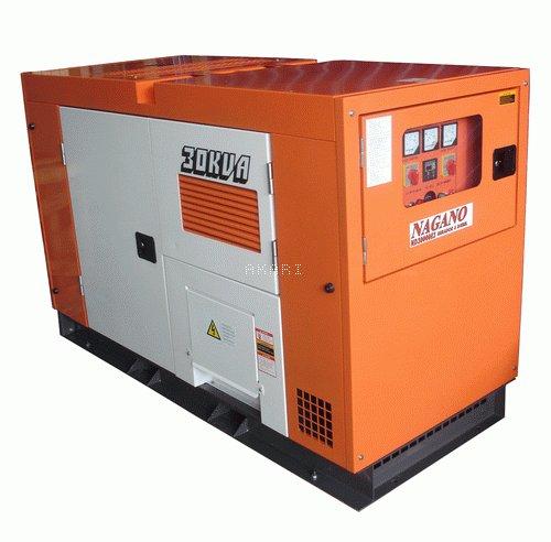 ND30000ES3 - Gerador � Diesel trif�sico 30 kva