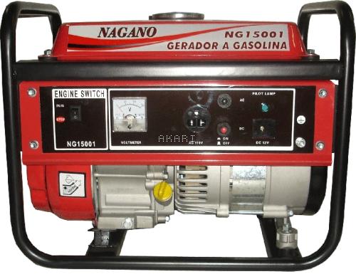 NG3000E - Gerador à gasolina 3 kva