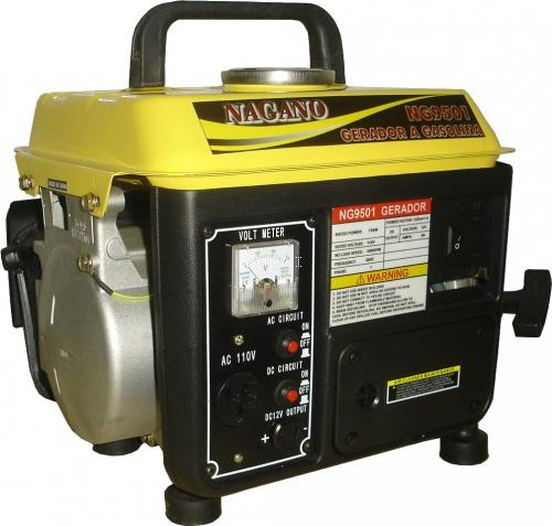 NG950 - Gerador à gasolina monofásico 0,95 KVA