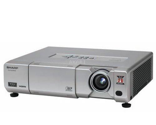 AKR-PG-D50X3D - Sharp PG-D50X3D