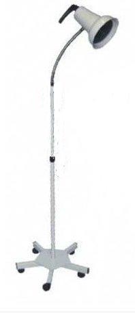 IV-06E - Suporte pedestal c/ rodizio, flexível.