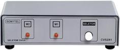 Seletor de Sinal VGA 2 Entradas x 1 Saída - CVS2x1