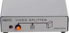 Seletor de Sinal VGA 1x2 Saídas(1 Fixa e 1 Selecionável) - VSS200S