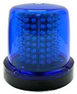 Giro LED Azul