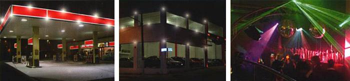 Spot LEDs - Luz Direta