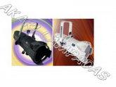 Cod.:AKR-CL - Nome:Elipsoidal - Zoom, 25º, 50º