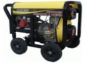 Cod.:ND7000E - Nome:Gerador a diesel monofásico 6 kva partida elétrica