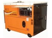 Cod.:ND7000ES3 - Nome:Gerador a diesel trifásico 6.0 kva partida elétrica silenciado