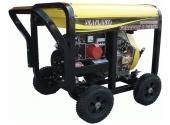 Cod.:ND7000E3 - Nome:Gerador a diesel trifásico 6 kva partida elétrica