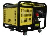 Cod.:ND15000E3 - Nome:Gerador à diesel 12 kva trifásico partida elétrica