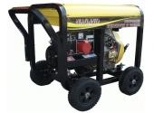 Cod.:ND7000E3D - Nome:Gerador à diesel trifásico 6 kva 380V partida elétrica
