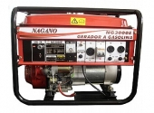 Cod.:NG3000 - Nome:Gerador à gasolina 3 kva monofásico partida manual