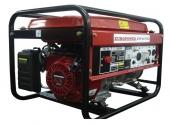Cod.:EP2700 - Nome:Gerador à gasolina 3 kva monofásico partida manual motor Honda GX160