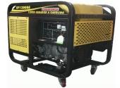 Cod.:EP12000E - Nome:Gerador à gasolina 4 tempos monofásico 11.5 kva partida elétrica