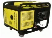 Cod.:NG12000E - Nome:Gerador à gasolina 4 tempos monofásico 12 kva partida elétrica