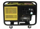 Cod.:EP12000E3 - Nome:Gerador à gasolina 4 tempos trifásico 11.5 kva partida elétrica