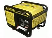 Cod.:NG12000E3 - Nome:Gerador à Gasolina 4 tempos trifásico 12 kva partida elétrica