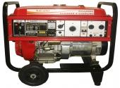 Cod.:NG6000E3 - Nome:Gerador à gasolina 4 tempos trifásico 6 kva partida elétrica