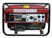 Cod.:EP6500 - Nome:Gerador à gasolina 6 kva monofásico partida manual motor Honda GX390