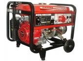 Cod.:EP6500E3 - Nome:Gerador à gasolina 6 kva trifásico partida elétrica motor Honda GX390