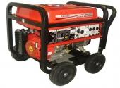 Cod.:NG8000E3 - Nome:Gerador à gasolina trifásico 8 kva partida elétrica